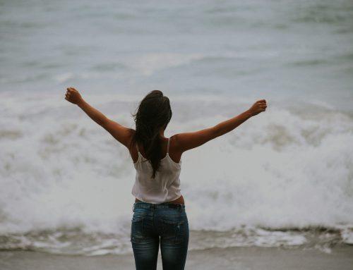 """Van de hele dag alleen maar """"moeten, moeten, moeten,"""" naar voortaan alles """"MOGEN""""."""